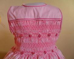 Lindissimo vestido em po� rosa