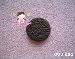 C�d 281 molde de biscoito