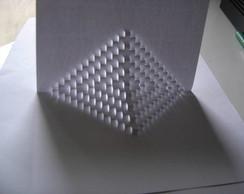 kirigami c�d.10602AAA - Abstrato