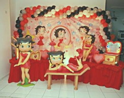 TEMA COMPLETO BETTY BOOP