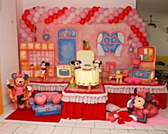 Tema Completo Minnie House