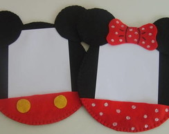 Risque rabisque Mickey e Minnie