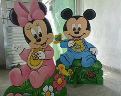 Display Minnie e Mickey Baby