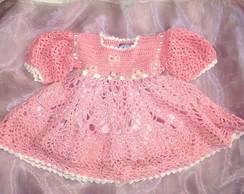 Vestido Beb� -Primavera