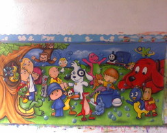 PaineL dISCOVERY kIDS - 1