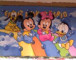 Painel Baby Disney