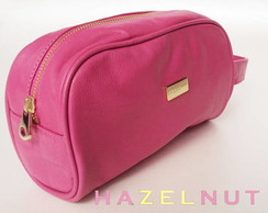 N�cessaire Basic Leather-Cor: Pink