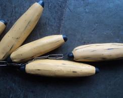 enfeite banana cer�mica