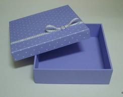 Caixa Lilac Po�
