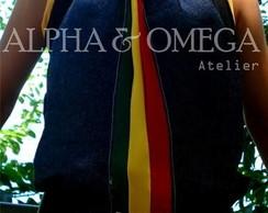 Mochila Reggae Tafari (ref.:MO 01-10)