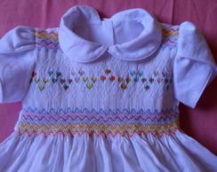 Lindo vestidinho com calcinha pimp�o