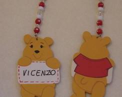 Lembrancinha chaveiro Pooh