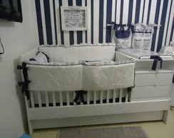 Kit Ber�o Luxo Isaac 06 pe�as