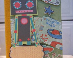 Mini agenda Scrapbook 2011 rob�