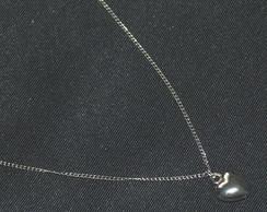 Cord�o cora��o metal 1191