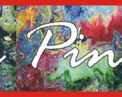 ~ Plaquinha/Little Plate Sou Pintora ~