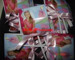 Pirulitos personalizados Barbie