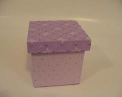 Caixa Pequena com tampa solta
