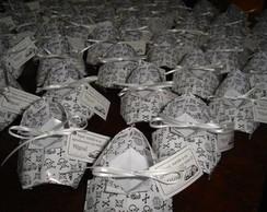 Sapatinho de beb� - origami