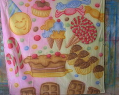 Painel doces