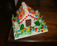 Gingerbread�s house