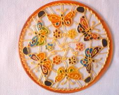 Mandala Jardim de borboletas MP-93