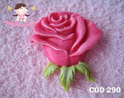 C�d 290 Molde de rosa