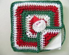 Porta Guardanapos Natal com Arte