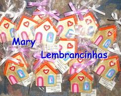 50 LEMBRANCINHAS CASA