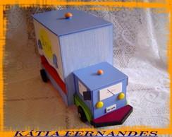 TRUCK PORTA FRALDAS/COTONETES!