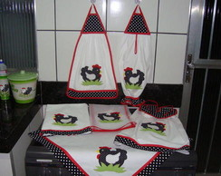 Kit de cozinha 11