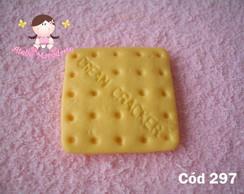 C�d 297 Molde de biscoito cracker