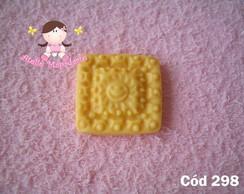 C�d 298 Molde de biscoito