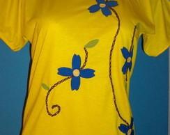 Flores - Amarela