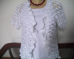 Casaqueto branco