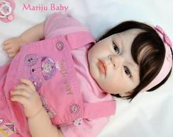 Boneca Reborn Luana