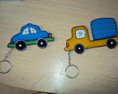 Chaveirinhos Meios de transporte
