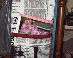 Porta revistas ou controle remoto