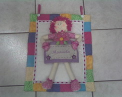 Pan� Boneca Patch♥