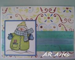 Cart�o de Natal Grande