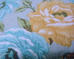 Tecido Linho Fiama Floral - F2