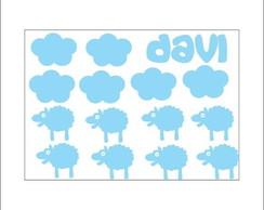 Adesivo Decorativo- FV85