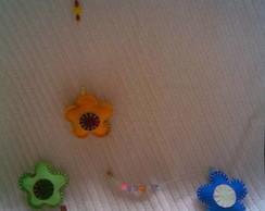 M�bile de flores