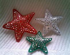 Estrelas com espelhos - M�biles -