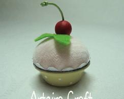 Mini Cupcake Cerejinha ref 01b