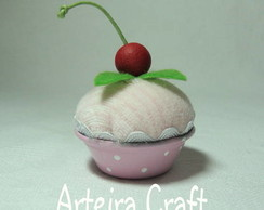 Mini Cupcake Cerejinha ref 02b