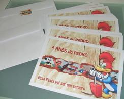 Envelope 16x23 - Pica Pau