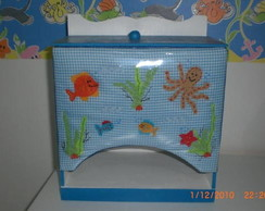 Porta Fraldas - Fundo do Mar