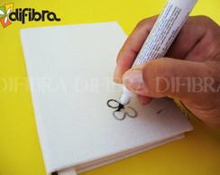 """Sketchbook/ Agenda """"Eu fiz"""""""