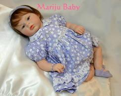 Boneca Reborn Michelle